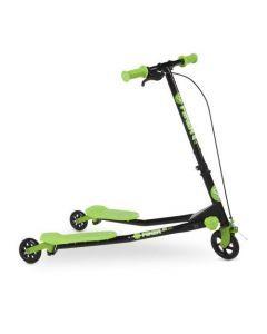 Y Volution Fliker Air A1 verde - roller
