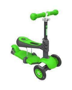 Y Volution Glider 3 in 1 green