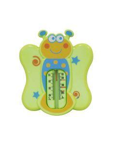 Termometru de baie,  TESTOASA / FLUTURE , culori diferite