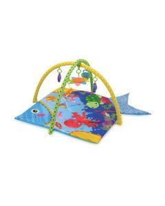 Saltea de activitate OCEAN, Imprimeuri Colorate