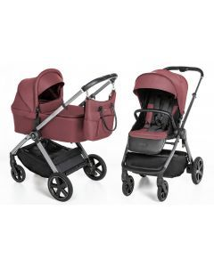 Espiro Only carucior multifunctional 2:1 - 02 Maroon Holiday 2020