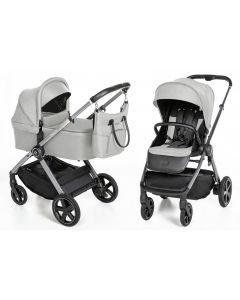 Espiro Only carucior multifunctional 2:1 - 07 Gray Center 2020