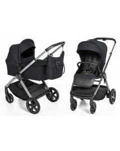 Espiro Only carucior multifunctional 2:1 - 10 Black Space 2020