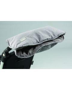 Nuvita Handmuff Light grey - Manusi pentru carucior 9307