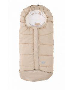 Nuvita Junior Cuccioli sac de iarna 100 cm - Rabbit Beige / Beige - 9605