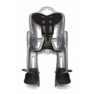 Bellelli B-One Standard Multifix scaun bicicleta pentru copii pana la 22kg - Silver