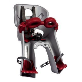 Bellelli Freccia B-Fix scaun bicicleta pentru copii pana la 15kg - Silver