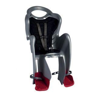 Bellelli Mr Fox Relax B-Fix scaun bicicleta pentru copii pana la 22kg - Silver