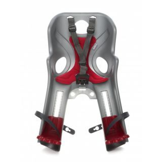 Bellelli Rabbit B-Fix scaun bicicleta pentru copii pana la 15kg - Silver