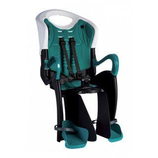 Bellelli Tiger Relax B-Fix scaun bicicleta pentru copii pana la 22kg - White Turquoise