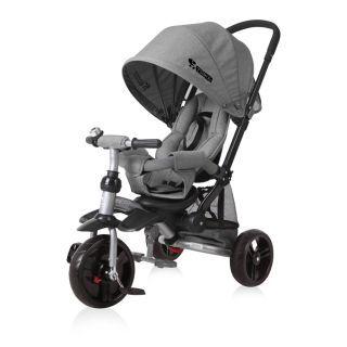 Tricicleta JET EVA Wheels, Grey