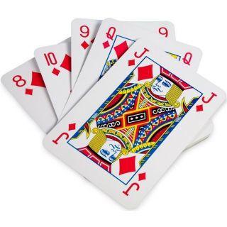 Carti de joc gigant Buitenspeel