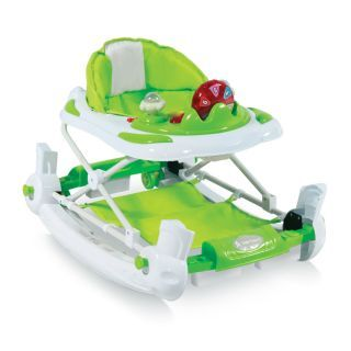 Premergator leagan SCHOOL cu eurobaza, Green