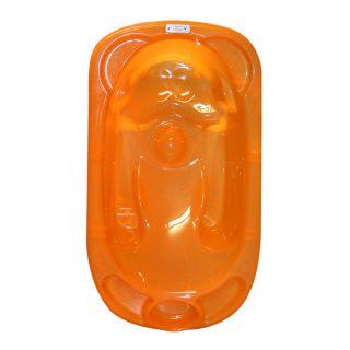 Cada de baie anatomica cu suport, Orange