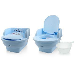 Minitoaleta pentru copii, Blue Ocean