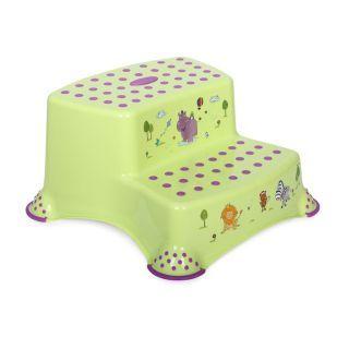 Inaltator dublu pentru baie, Hippo Green