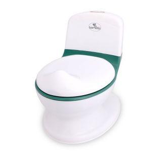 Olita educationala, tip wc adult, Green