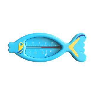 Termometru de baie,  Fish, Blue