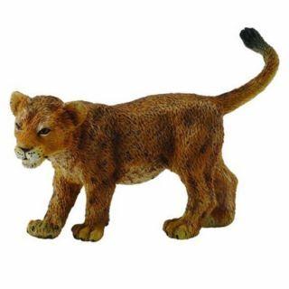 Figurina Pui de leu S Collecta