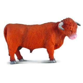 Figurina Taur Highland