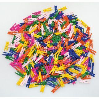 Clestisori de rufe colorati - Playbox