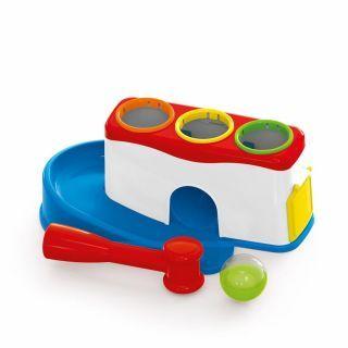 Jucarie dexteritate - Cursa bilutelor