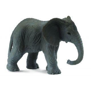 Figurina Pui de elefant african - Collecta