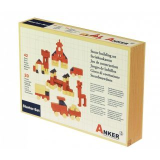 Joc constructii Anker Junior Starter