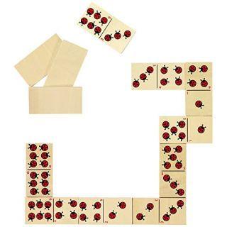 Domino Buburuzele