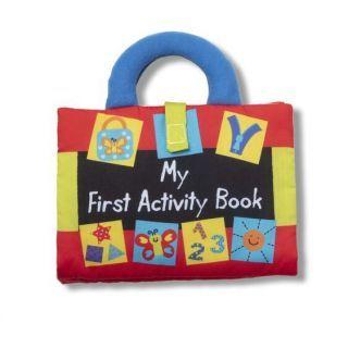 Prima mea carte cu activitati