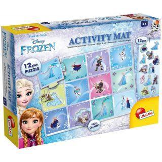 Puzzle de podea -  Frozen (12 piese)