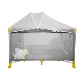 Plasa HAPPY contra insecte, pentru paturi pliante, White