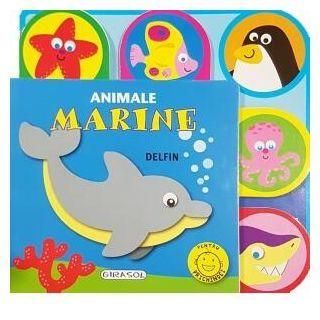 Pentru prichindei - animale marine