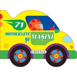 Vehicule cu motor - Motociclete si masini