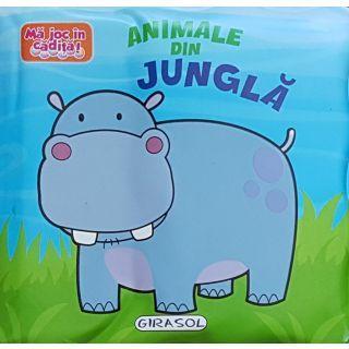 Ma joc in cadita! Animale din jungla