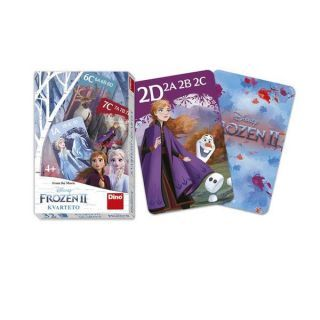 Joc de carti Quartet - Frozen II