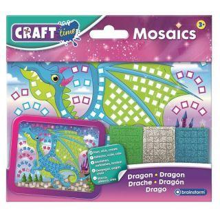 Mini mozaic - Dragon