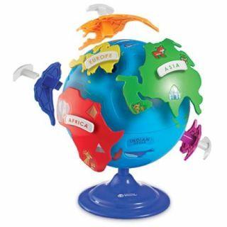 Primul meu glob pamantesc