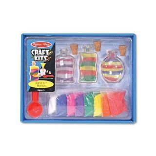 Set creatie Nisip Melissa and Doug