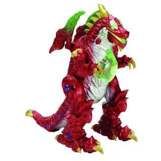 Robot M.A.R.S. - Dinozaur rosu