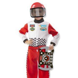 Costum de carnaval Pilot de curse Melissa and Doug