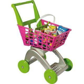 Cos supermarket cu accesorii Androni Giocattoli
