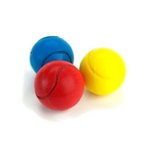 Set 3 mingi burete 7 cm PS Androni Giocattoli