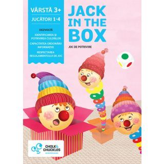 Joc de potrivire   - Jack in the box