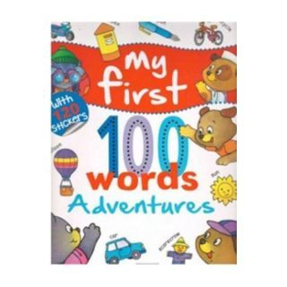 My first 100 words - Adventures