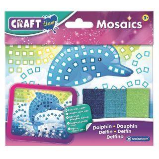 Mini mozaic - Delfin