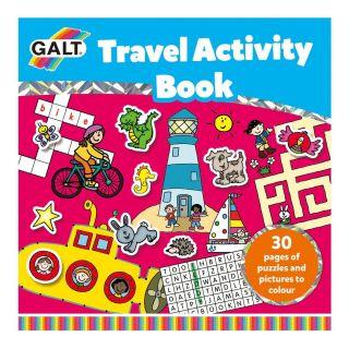 Carte de activitati - Travel