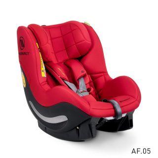 Avionaut AeroFIX SOFT LINE scaun auto 0-18kg iSize - AF.05 Red