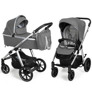 Baby Design Bueno carucior multifunctional 2 in 1 - 207 Gray 2020
