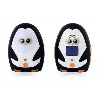 "Baby Monitor, wireless, Penguin ""Calm & Care"", Custom"